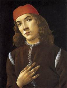 the boy i never kissed italian renaissance painting