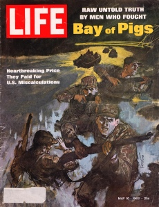 illustration la cubana bay of pigs