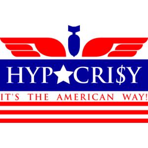 hypocrisy the american way