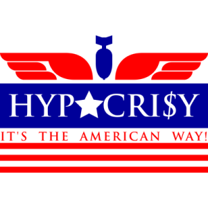 hypocrisy the american way