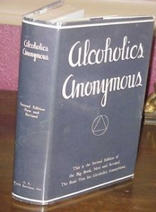 alcoholics anonymous big blue book