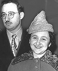 ethel and julius rosenberg
