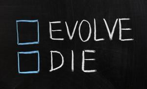 illustration evolve or die