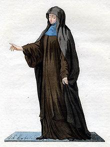 illustration liadan 7th century poetess nun