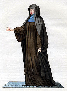 illustration liadan 7th century poetess nun