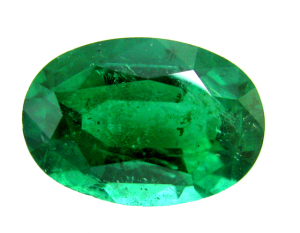 illustration inside the emerald Oval Emerald 1.77ct