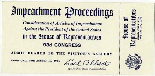 impeachment-proceedings-ticket-august-1974