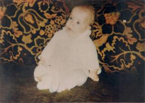 kimberly mays infant photo